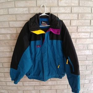 "Vintage ""Inside Edge"" Ski Jacket"